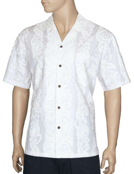 Hawaiian Wedding Shirts - Pilialoha Anthuriums