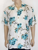 Rayon Men's Shirt - Sakura Resort