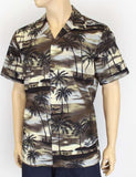 Hawaii Aloha Shirt - Island Sunset Paradise