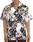 Aloha White Men Shirt - Palekaiko