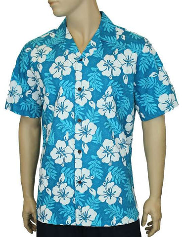 Aloha Men's Hawaiian Shirt - Kula