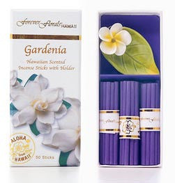 Scented Gardenia Petite Incense Gift Box
