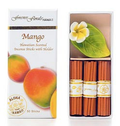 Scented Mango Petite Incense Gift Box