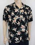 Rayon Shirt Men's Magnum P.I. - Star Orchid