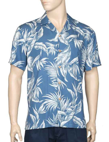 Men's Tropical Paradise Hawaiian Shirts