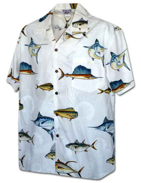 Fishing Weekend Aloha Shirt