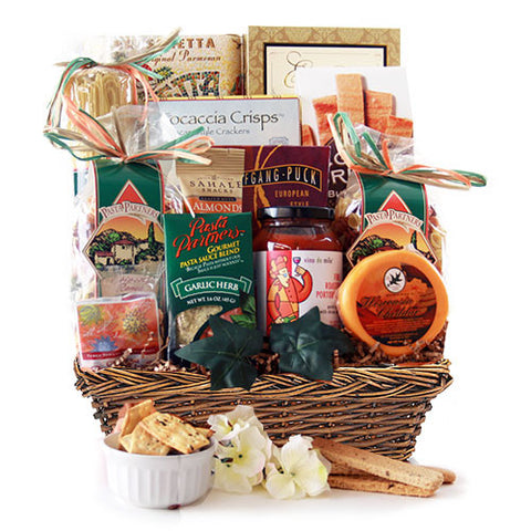 Dinner for Two  Italian Gift Baskets