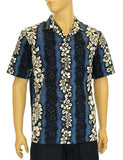 Luna Hawaiian Lei Design - Beach Shirt