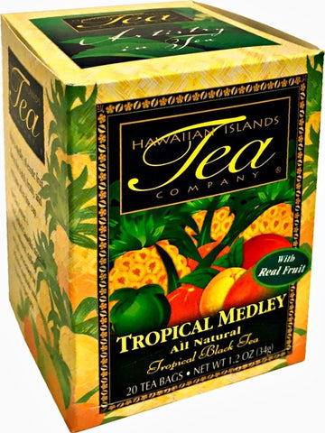 Hawaiian Tropical Medley - Black Tea