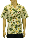 Cotton Aloha Hawaii Shirt Kalea