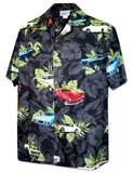 Cool Wheels Muscle Cars - Hawaiian Shirts