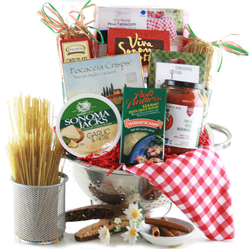 When in Rome Italian Gift Basket