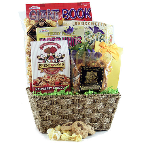 Well Wishes Get Well Gift Basket