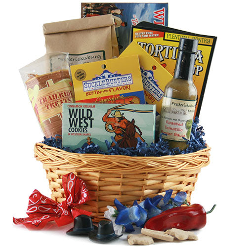 Truly Texas  Texas Gift Basket
