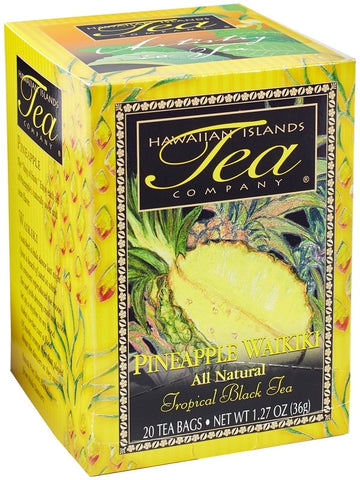 Hawaiian Tea - Pineapple Waikiki - Black Tea