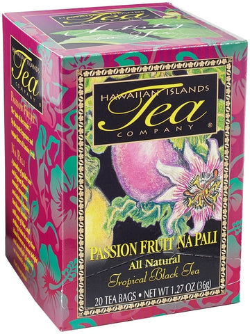 Hawaiian Tea - Passion Fruit na Pali - Black Tea
