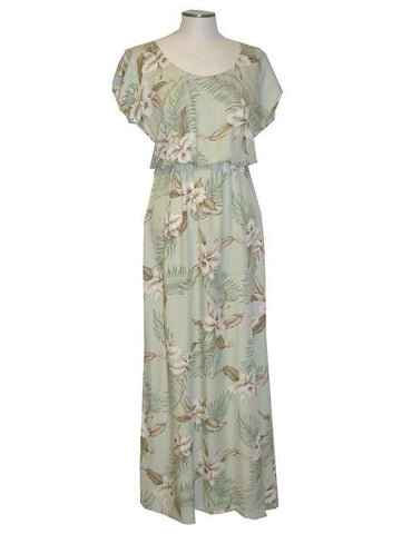 Women's Long Hawaiian Dresses