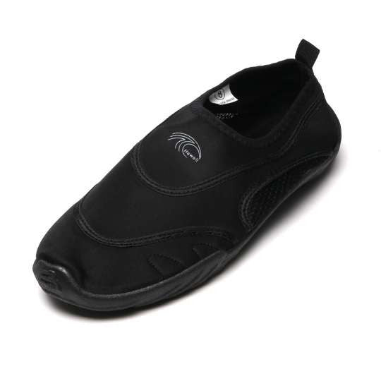 Water Shoes Hawaii Black Reef Walkers Kai