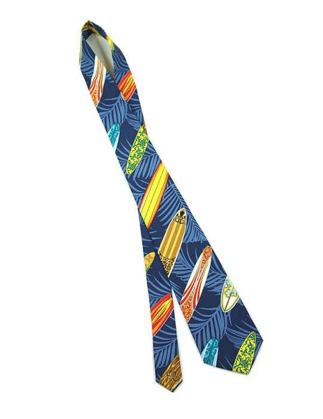 Beach Comber Hawaiian Necktie