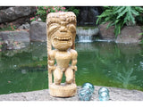 "Kanaloa Tiki 20"" - Traditional Hawaii Museum Replica"