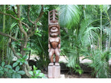 Large Tiki Akua Kai - 8 Feet - Hotel Decor