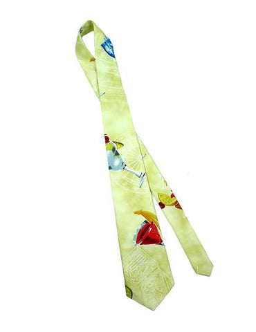 Happy Hour Hawaiian Necktie