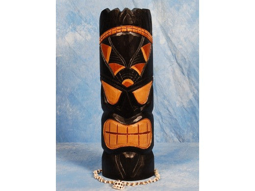 "Smokin' Aces Tiki Mask 20"" - Pop Art Tiki Decor"