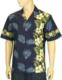 Hawaii Shirt Side Border Band Island Spring