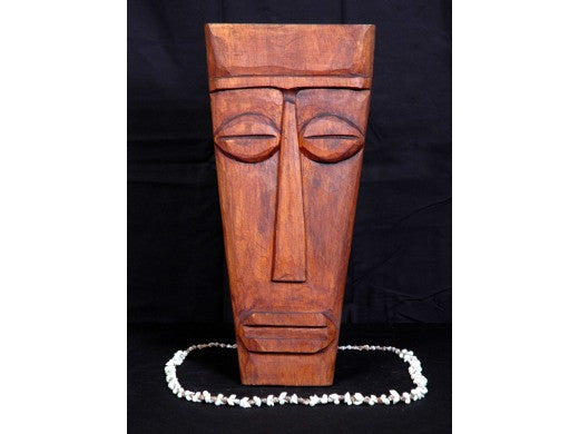 "Papua Mask 16"" - Primitive Tiki Art"