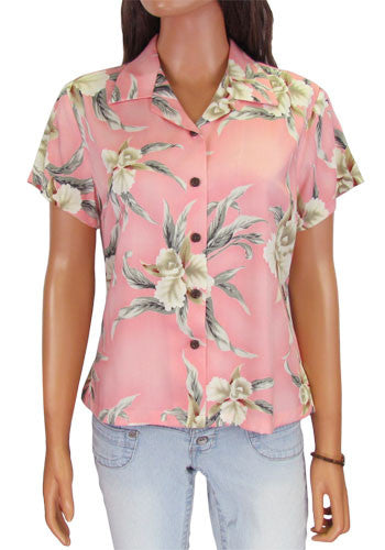Hawaiian Blouse for Women - Malana