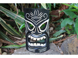 "Strength Tiki Mask 8"" - Hand Carved"