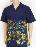Hawaiian Aloha Shirt - Tropical Rainforest