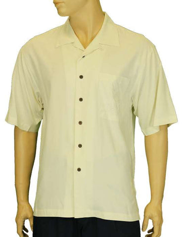 Silk Embroidered Shirts Swordfish Design