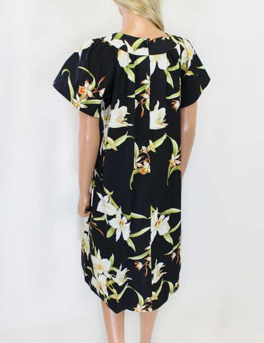 Aloha Puanani Short Muumuu Dress