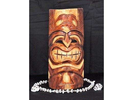 "Carved Tiki Mask 12"" - Vegas, Baby!"