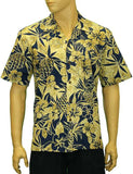 Hawaiian Aloha Shirt - Pineapple Garden