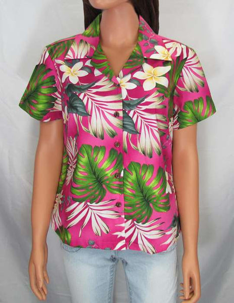 Palolo Valley - Women Aloha Fitted Shirt