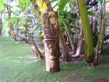 "Primitive Tiki 51"" Trader Vic's Reproduction #2 1960'S"