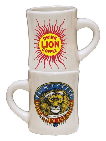 LION Essentials - Ceramic Mug - 8oz
