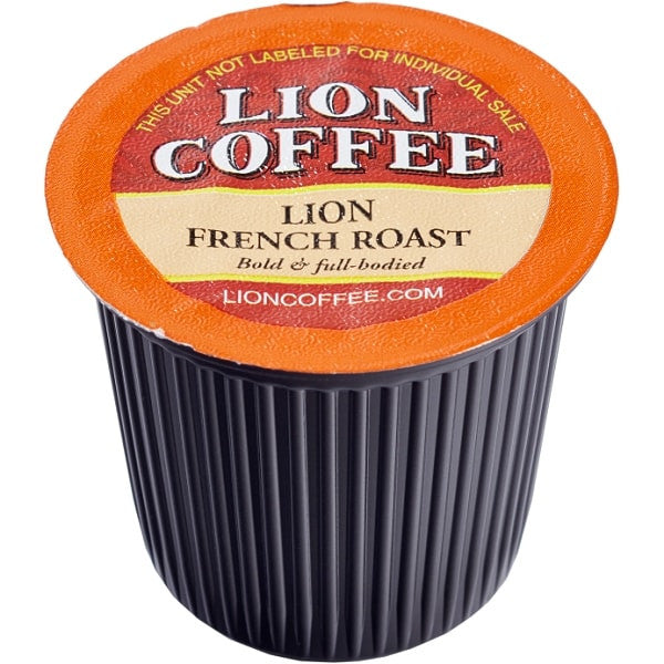 LION Hawaiian Coffee - Single Cups French Roast