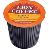 LION Hawaiian Coffee - Single Cups Toasted Coconut