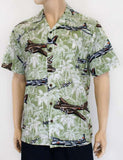 Aircraft Bombers and Island Palms Shirt