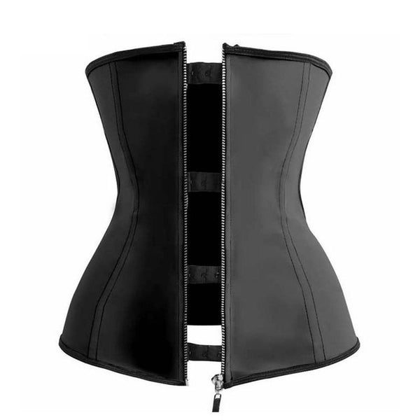 Deluxe Dual-Closure Waist Cincher