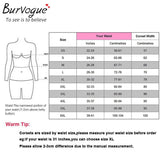 Burvogue Steel Boning Bustier