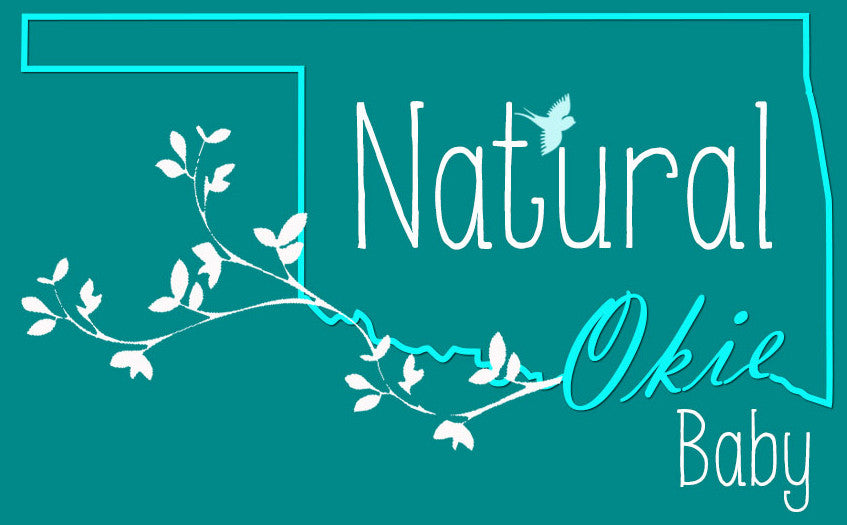 Welcome to the all-NEW NaturalOkieBaby.com!