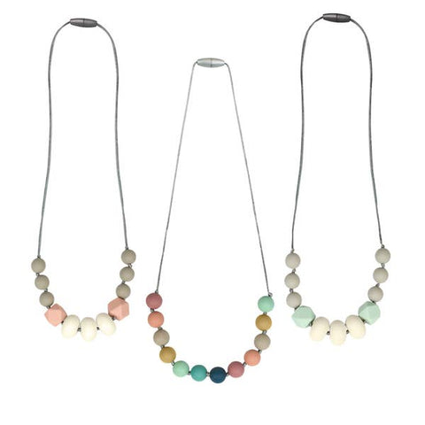 Itzy Ritzy Teething Happens Teething Necklaces