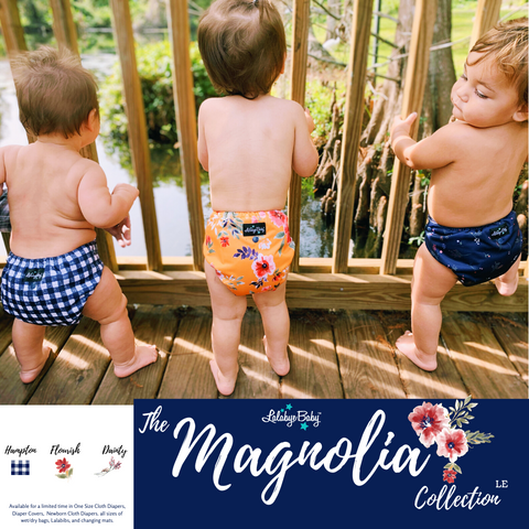 Lalabye Baby - The Magnolia Collection Limited Edition Release