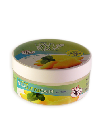 CJ's BUTTer® Shea Butter Balm: 2oz Jar