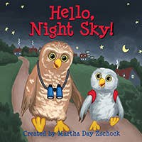 Load image into Gallery viewer, Hello, Night Sky Board Book