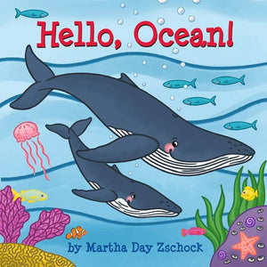 Hello, Ocean Board Book